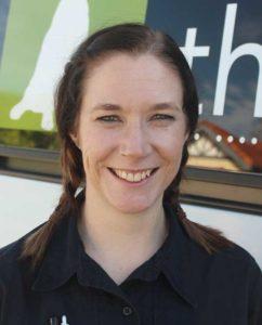 Dr Rachel Bush-King (BVSc, Hons I)