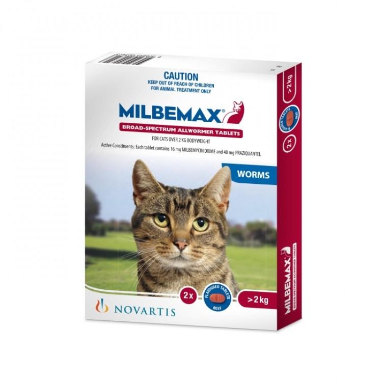 Milbemax – Cats