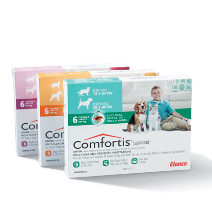 Comfortis – Cats